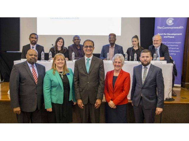 2016 Commonwealth Debate on Sport and Sustainable Development