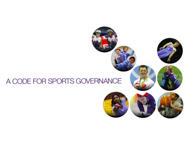 Sports Governance Remains Centre Stage