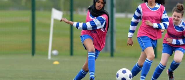 She Can Play and PlayFootball launch new female football programme