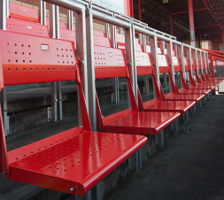 Labour announces backing for safe standing