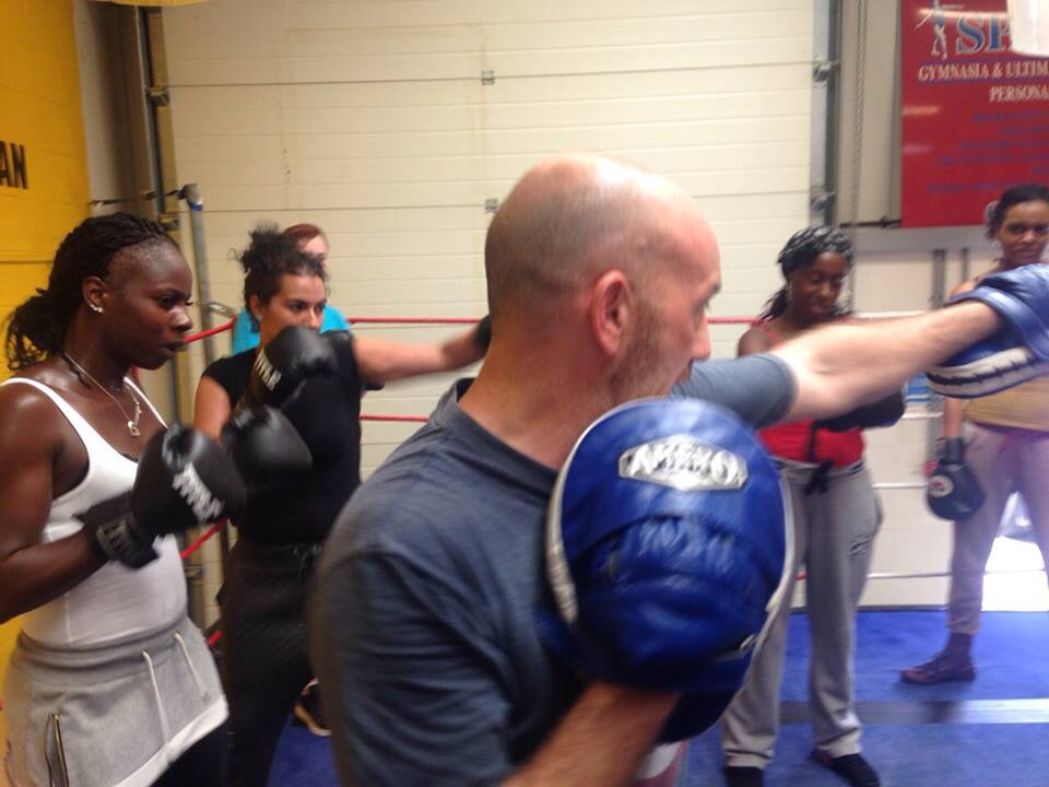 Why Boxing Can Play a Positive Role in Prisons