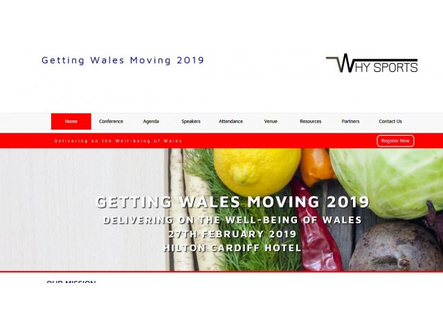 Getting Wales Moving 2019
