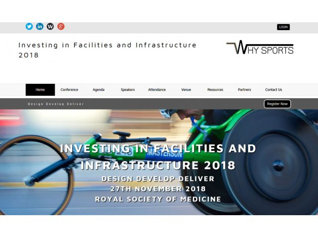 Investing in Facilities and Infrastructure 2018