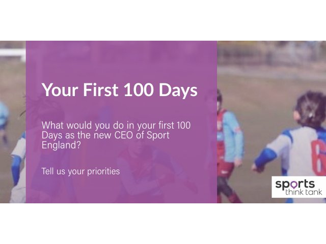 Your First 100 Days?
