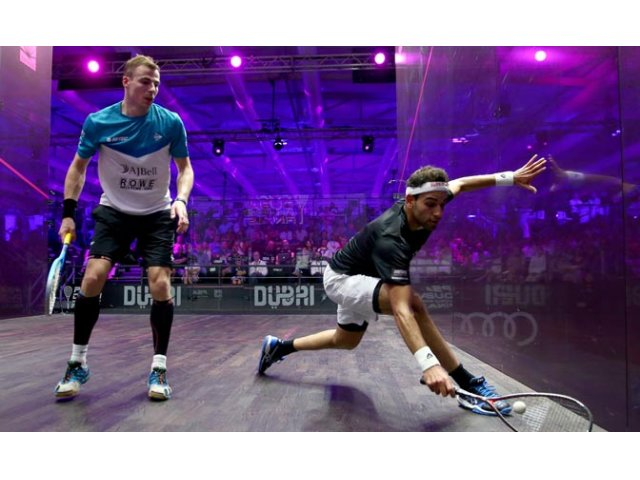 Squash & the Olympics: A perfect match