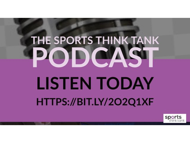 Sports Analytics Podcast now Available