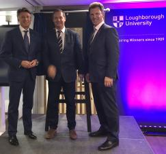 Loughborough University Open Doors to new Elite Athlete Centre and Hotel