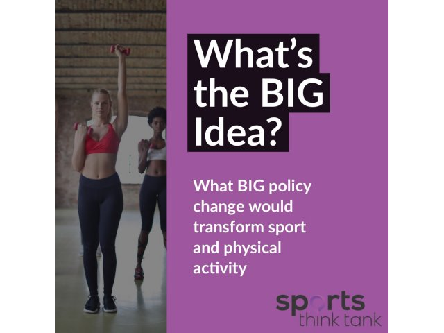 What is the BIG POLICY idea?
