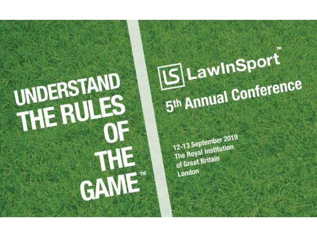 Law In Sport 5th Annual Conference