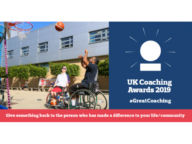 Nominations for 22nd UK Coaching Awards Now Open