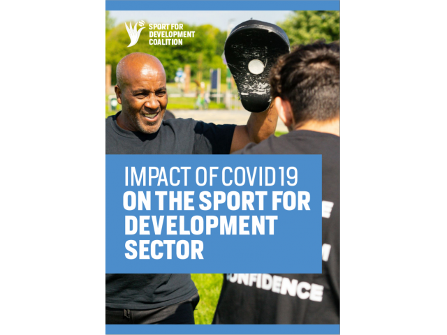 Impact of Covid-19 on the Sport for Development Sector