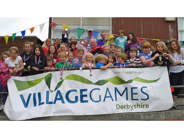 How to Deliver Community Sport - Derbyshire Village Games