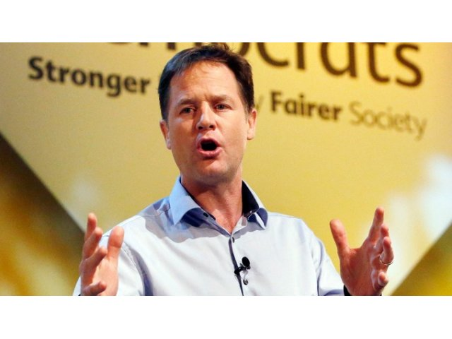 10 Sporting Reflections from the Annual Liberal Democrats Conference 2014