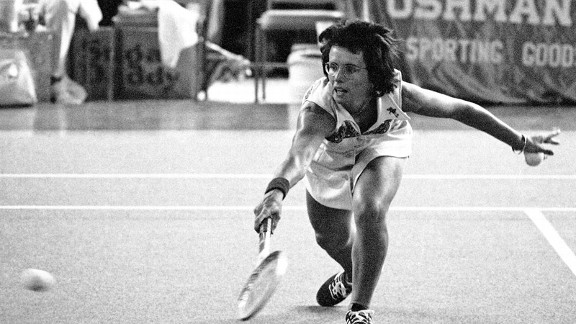 Billie-Jean King On Her Influence on Women in Sport and the Power of Sport for Social Justice